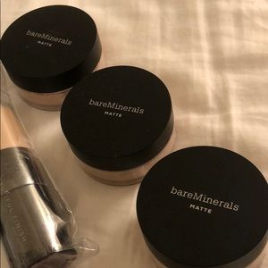 bareMinerals Makeup - LOT of 10 New Becca, MAC, Bare Minerals Products!
